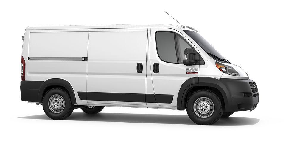 Spring Plumbing Services Van